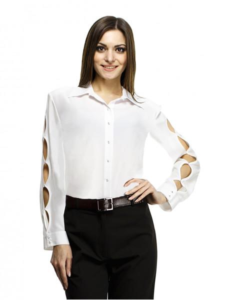 Блуза Egeline 52 Біла blz153/46_eu