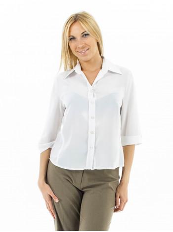 Блуза Abak 48 Біла blz086/L_eu