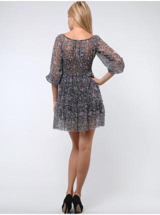 Платье Fervente 46 Цветное plt007/40_eu