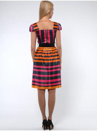 Платье Eveline  42 Цветное plt022/36_eu