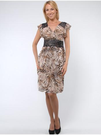 Платье Eveline  46 Тигровое plt024/40_eu