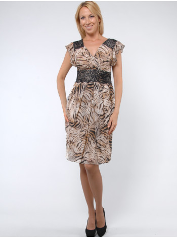 Сукня Eveline  46 Тигрова plt024/40_eu