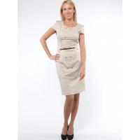Платье Bolero  44 Бежевое plt030/38_eu