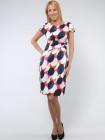 Платье Eveline  46 Цветное plt028/40_eu