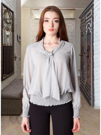 Блуза Abak 48 Сіра blz068/M_eu