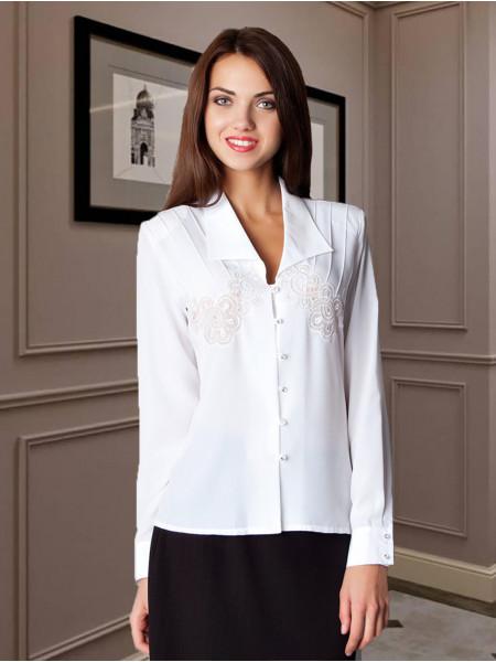 Блуза Abak  44 Біла blz081/S_eu