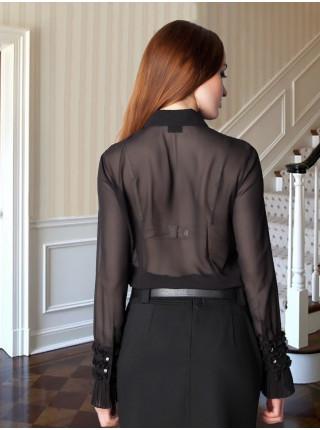 Блуза Abak  48 Чорна blz087/L_eu