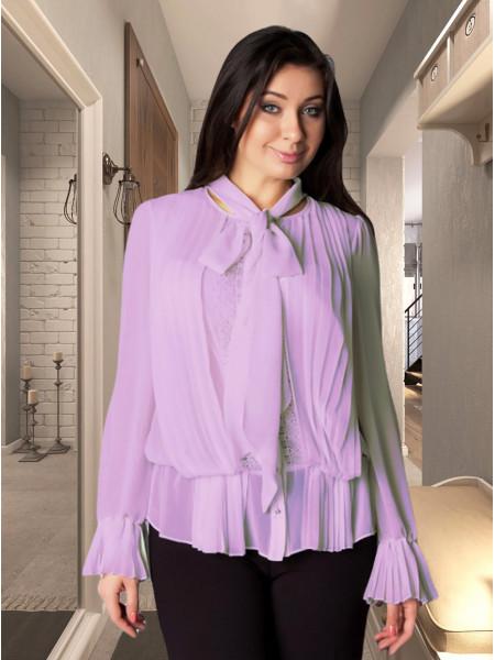 Блуза Болеро 48 Бузковий blz014/3_eu
