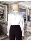 Блуза Abak 50 Біло-чорна blz026/XL_eu