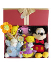 Подарунковий набір для новонародженої дитини nab-d001