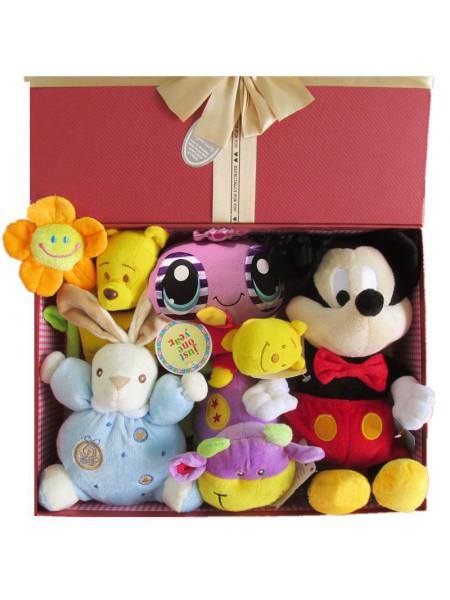 Праздничный набор для новорожденного ребенка nab-d001