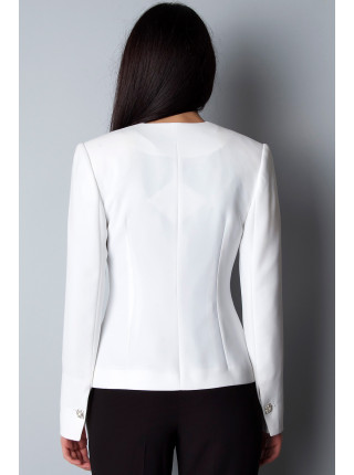 Пиджак Bolero 42 Белый pjk037/36_eu