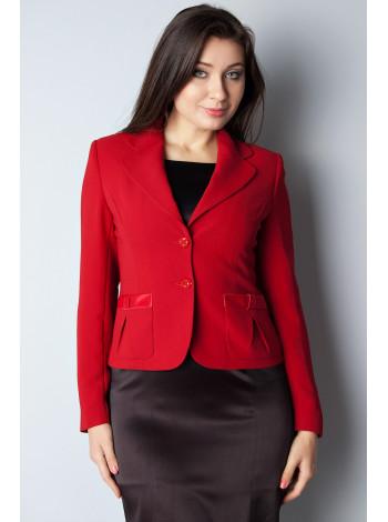 Пиджак Bolero 50 Красный pjk035/44_eu