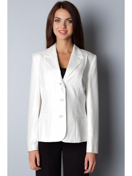 Пиджак Reglan  42 Белый pjk028/36_eu
