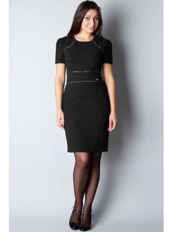 Платье Bolero 48 Черное plt083/42_eu