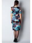 Платье Eveline 48 Цветное plt079/42_eu