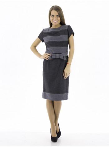 Платье Eveline 44 Серое plt073/38_eu