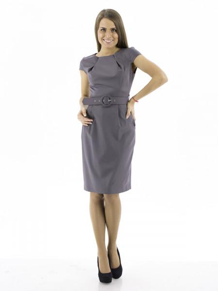 Платье Bolero  42 Серое plt064/36_eu