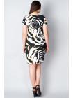 Платье Iremoda 48 Черно-желтое plt057/42_eu