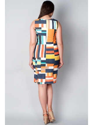 Платье Reglan 46 Цветное plt055/40_eu