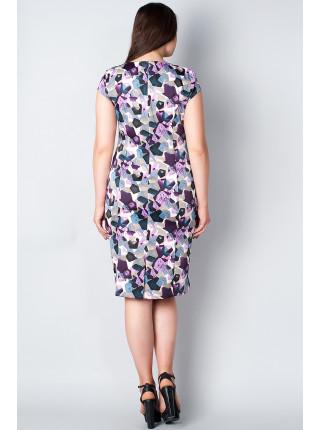Платье Eveline  50 Сиреневое plt043/44_eu