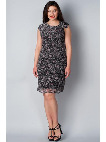 Платье Fervente 48 Цветное plt031/42_eu