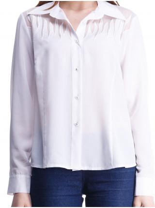 Блуза Abak 50 Біла blz169/XL_eu