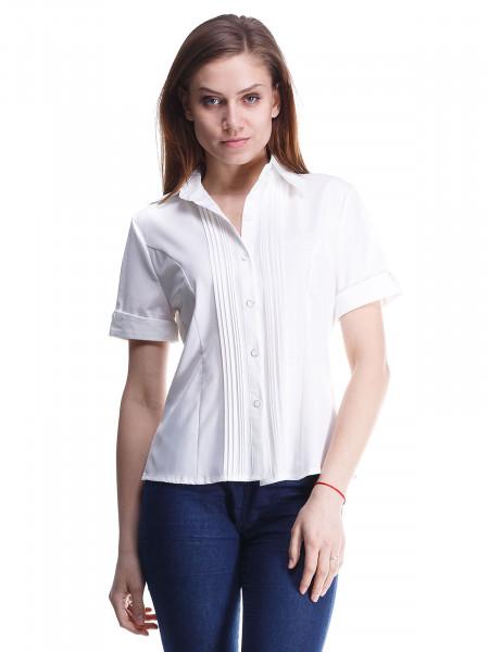 Блуза Olot 46 Біла blz168/XL_eu