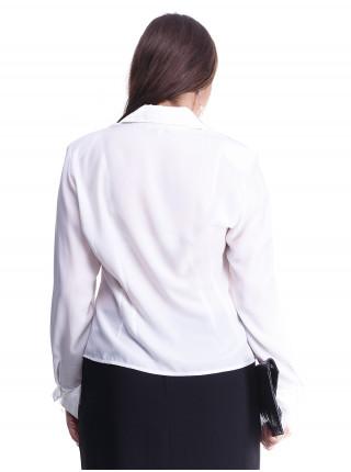 Блуза Egeline 52 Біла blz154/46_eu