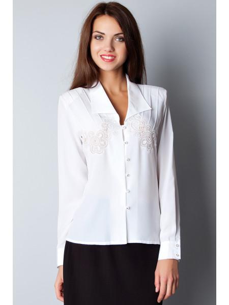 Блуза Abak  46 Белая blz081/M_eu