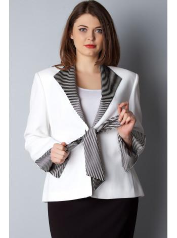Пиджак Bolero 52 Белый  pjk070/46_eu