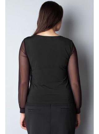 Блуза Tianpeng 48 Чорна blz046/2X_eu