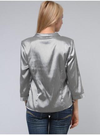 Блуза Fellinaz 48 Срібляста blz033/3_eu