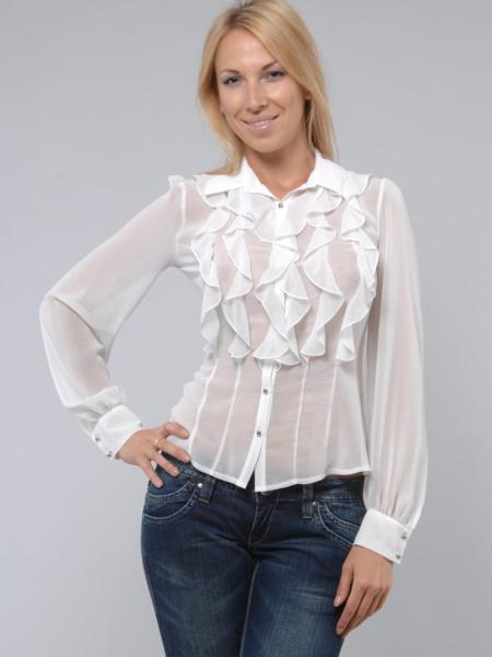Блуза Shendel 42 Кремова blz032/36_eu