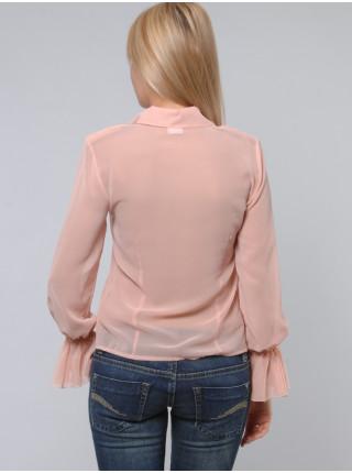 Блуза Abak  46 Персиковая blz021/M_eu