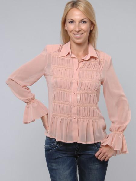 Блуза Abak  44 Персиковая blz021/S_eu