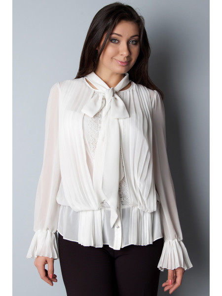 Блуза Bolero 48 Кремова blz013/3_eu