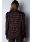 Пиджак Reglan 56 Черно-коричневый pjk063/50_eu