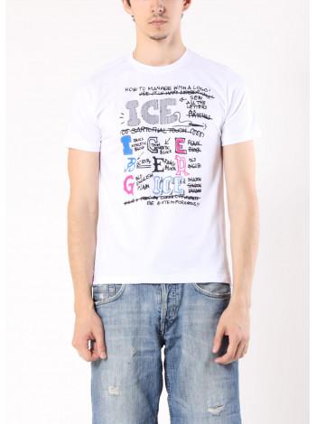 Футболка ICE B XL Біла ftb009/XL_eu