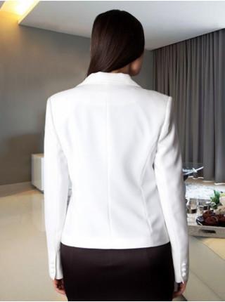 Піджак Bolero 50 Білий pjk071/44_eu