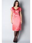 Платье Reglan 48 Коралловое plt049/42_eu