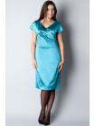 Сукня Reglan 50 Бірюзова plt050/44_eu