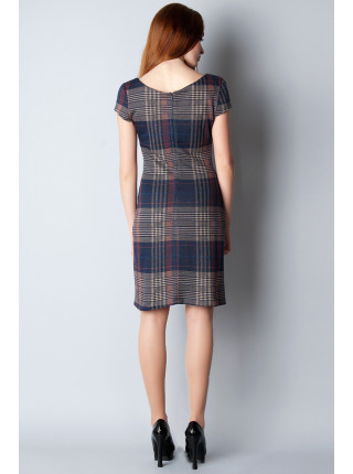 Платье Excellent 44 Синее plt071/38_eu