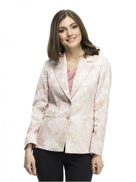 Пиджак Izzet 46 Розовый pjk025/40_eu