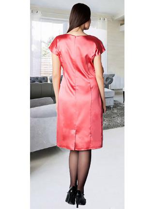 Сукня Reglan 48 Коралова plt049/42_eu