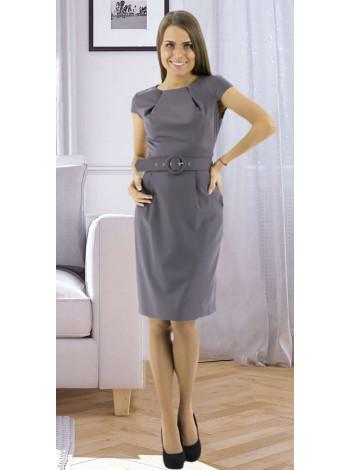 Сукня Bolero  42 Сіра plt064/36_eu
