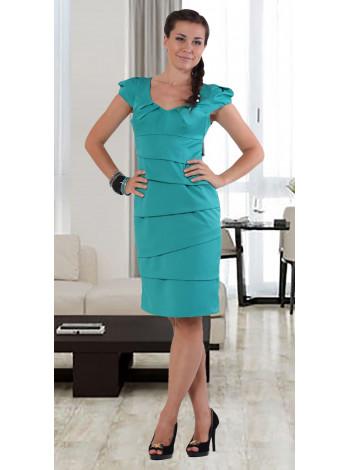 Сукня Eveline  44 Бірюзова plt021/38_eu