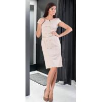 Сукня Bolero  44 Бежева plt030/38_eu