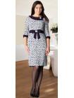 Сукня Izzet 46 Сіро-синє plt047/40_eu
