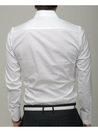 Сорочка Haoyu S Біла rub001